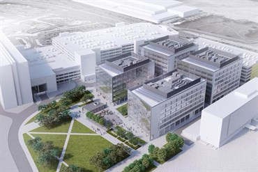 €67m Office Development Near Dublin Airport - Plans Submitted