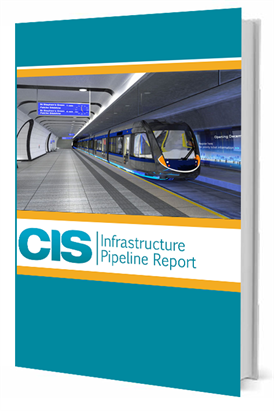 Infrastructure Report 3d Cover