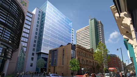 £50m Office Development