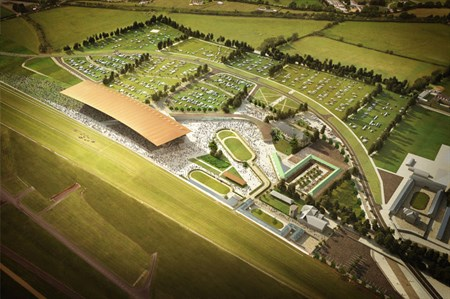Curragh Racecourse Dev